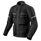REV'IT! Outback 3 Jacket Black/Silver