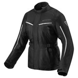 REV'IT! Women's Voltiac 2 Jacket Black/Silver