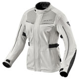 REV'IT! Women's Voltiac 2 Jacket Silver/Black