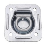"Rider Cargo Recessed Mount ""D"" Ring"