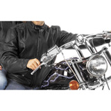 River Road Race II Leather Motorcycle Jacket
