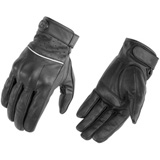 River Road Firestone Leather Motorcycle Gloves