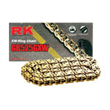 RK 525GXW Gold XW-Ring Road Chain