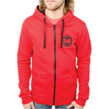Rocky Mountain Zip-Up Hooded Sweatshirt
