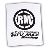 Rocky Mountain ATV/MC Racing Towel
