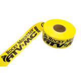 Rocky Mountain ATV/MC Course Marker Tape