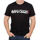 Rocky Mountain ATV/MC The Axis T-Shirt Black