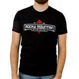 Rocky Mountain ATV/MC The Hiker T-Shirt Black