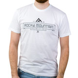 Rocky Mountain ATV/MC The Hiker T-Shirt White