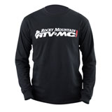 Rocky Mountain ATV/MC The Axis Long Sleeve T-Shirt  Black