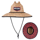 Rocky Mountain ATV/MC Logo Straw Hat
