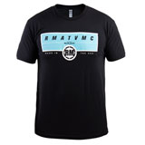 Rocky Mountain ATV/MC Badge T-Shirt Black