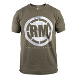 Rocky Mountain ATV/MC Camo T-Shirt Army Green