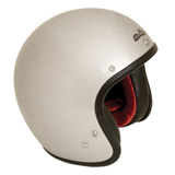 Rockhard American Classic Open-Face Motorcycle Helmet