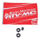 Rocky Mountain ATV/MC Replacement Edge Logo Flag