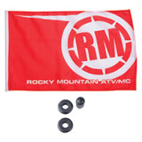 Rocky Mountain Replacement Icon Logo Flag
