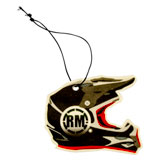 Rocky Mountain ATV/MC Air Freshener Red Helmet