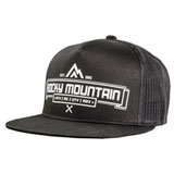 Rocky Mountain ATV/MC The Hiker Snapback Trucker Hat Black
