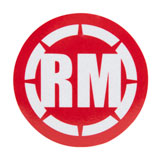 Rocky Mountain ATV/MC Icon Reflective Decal