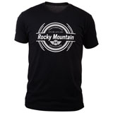 Rocky Mountain ATV/MC Jasper T-Shirt Black