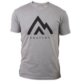 Rocky Mountain ATV/MC The Mountain T-Shirt Grey