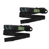 ROK Straps Heavy Duty Adjustable Cargo Straps