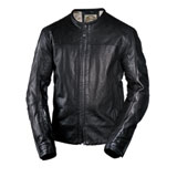 Roland Sands Design Barfly Perforated Leather Motorcycle Jacket