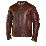 Roland Sands Design Barfly Leather Motorcycle Jacket