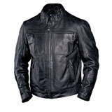 Roland Sands Design City Leather Motorcycle Jacket