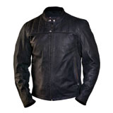 Roland Sands Design Enzo Leather Motorcycle Jacket