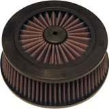 Roland Sands Design Replacement Air Filter for Venturi/Turbine Air Cleaner
