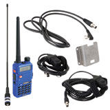 Rugged Radios RH5R Handheld Car To Car Kit