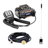 Rugged Radios RM-25R Dual Band Base/Chase Kit