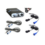 Rugged Radios RRP660 Plus 2 Place Intercom System with Helmet Kits