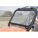 Ryfab Folding Glass Windshield Black