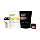 Ryno Power The Essentials Package Chocolate Protein / Lemon Lime Fuel