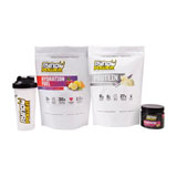 Ryno Power The Essentials Package Vanilla Protein / Fruit Punch Fuel