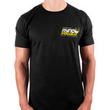 Ryno Power Charge Logo T-Shirt Black