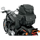 Saddlemen BR3400EX Back Seat/Sissy Bar Studded Bag