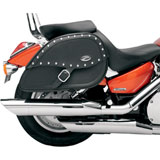 Saddlemen Desperado Rigid Mount Teardrop Saddlebags