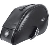 Saddlemen Drifter Rigid Mount Teardrop Saddlebags with LED Marker Lights