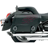 Saddlemen Highwayman Tattoo Saddlebags