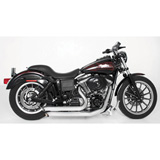 Samson Big Guns 3 Street Sweepers Motorcycle Exhaust