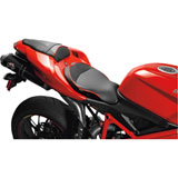 Sargent World Performance Solo Seat and Rear Cover