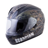 Scorpion EXO-R410 Underworld Motorcycle Helmet