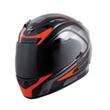Scorpion EXO-R710 Focus Motorcycle Helmet Red
