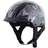 Scorpion EXO-C110 Mariposa Ladies Open-Face Motorcycle Helmet