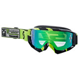 Scott 25th Anniversary Pro Circuit/Monster Energy Limited Edition Hustle Goggle