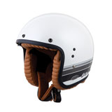 Scorpion Belfast Blanco Open-Face Motorcycle Helmet