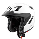 Scorpion EXO-CT220 Open-Face Motorcycle Helmet White